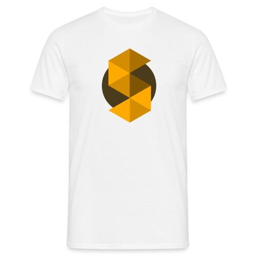 scaredlogo_neu - Männer T-Shirt