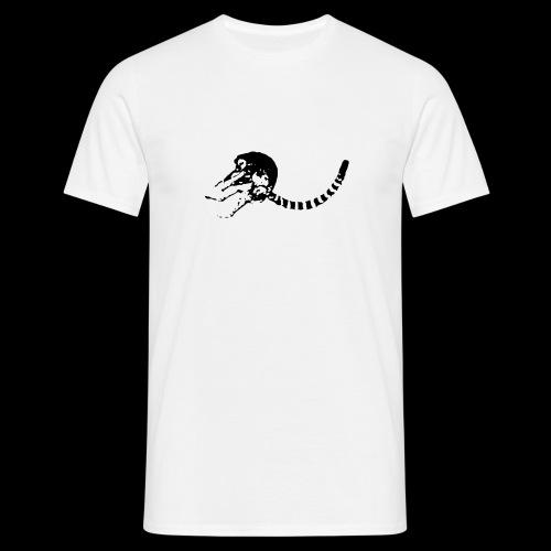 Jumping Katta - Männer T-Shirt