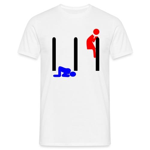 Mann und Frau - Männer T-Shirt
