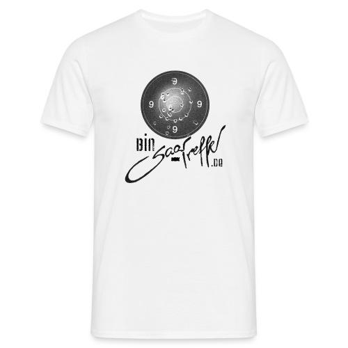 Bin Saar-Treffer .de - Männer T-Shirt