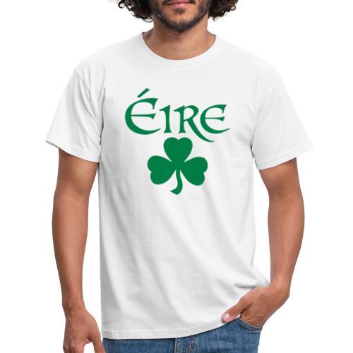 Eire Shamrock Ireland logo - Men's T-Shirt