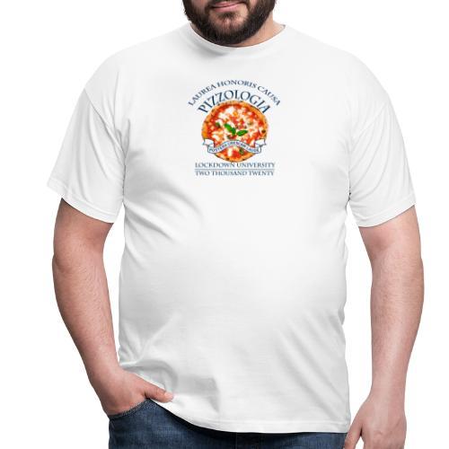 pizza - Maglietta da uomo