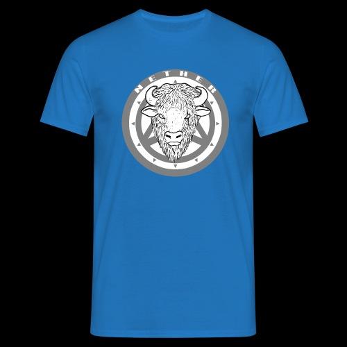 Nether Bison - Maglietta da uomo