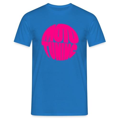 MotoTuning Pink - Men's T-Shirt