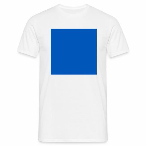 Blue - T-shirt herr