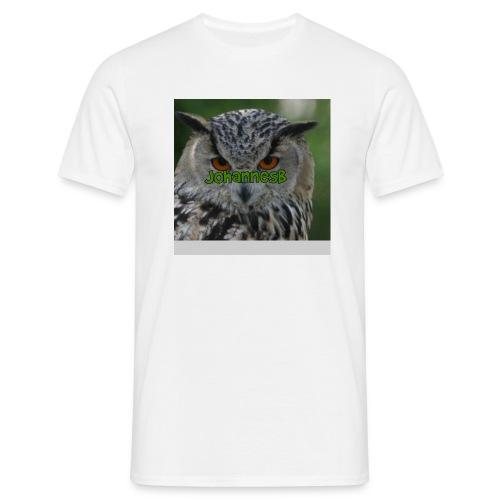 JohannesB lue - T-skjorte for menn