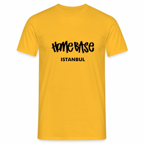Home City Istanbul - Männer T-Shirt
