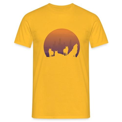 Wolfsrudel - Männer T-Shirt
