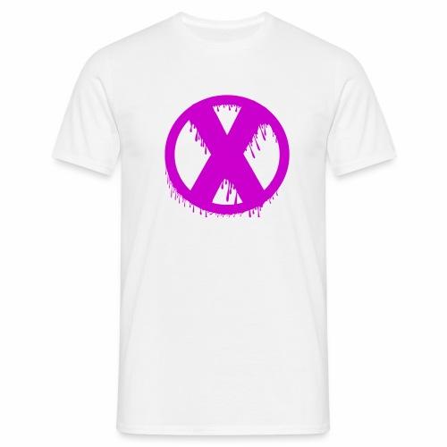 X - T-shirt Homme