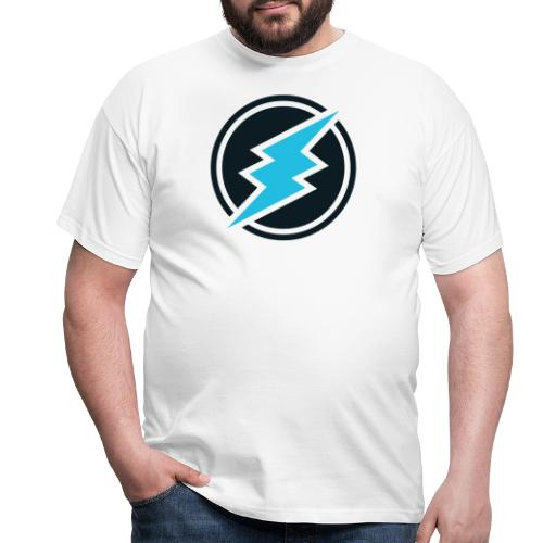 ETN logo - Men's T-Shirt