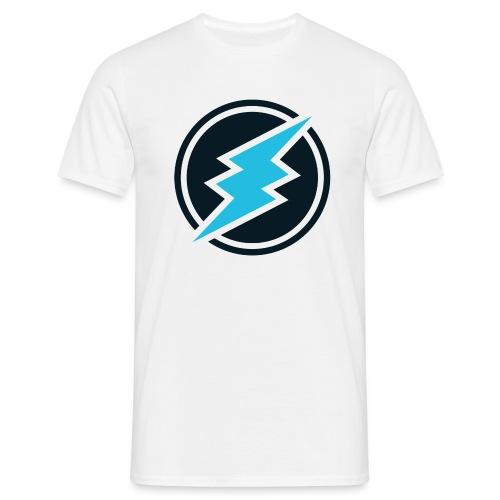 ETN logo - Men's T-Shirt