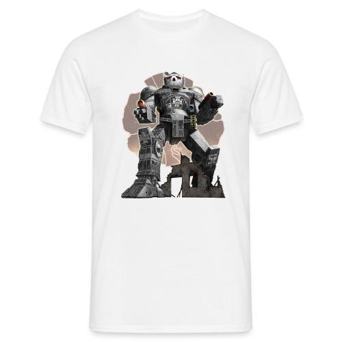 mechf mech hoch - Männer T-Shirt