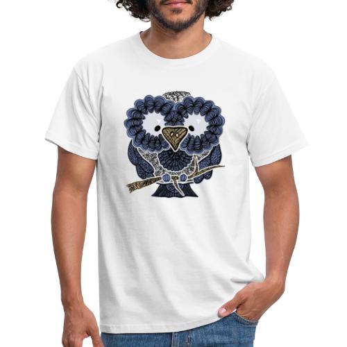 An owl - Men's T-Shirt