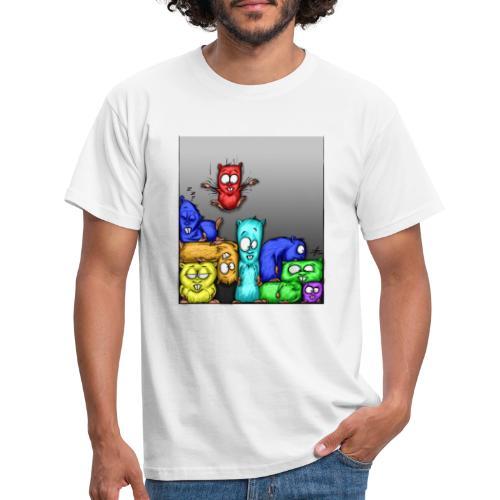 hamstris_farbe - Männer T-Shirt