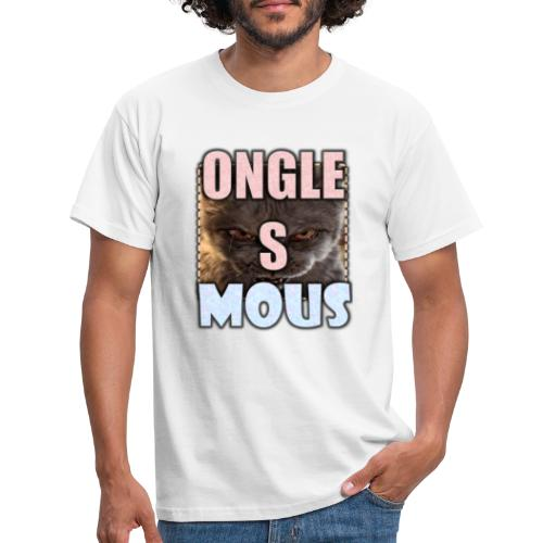 ONGLES MOUS - T-shirt Homme