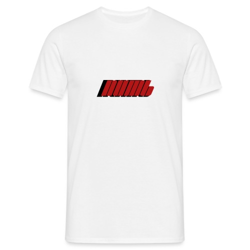 """ NUMB VOL.II "" ( CHOOSE WHITE ) - T-shirt herr"