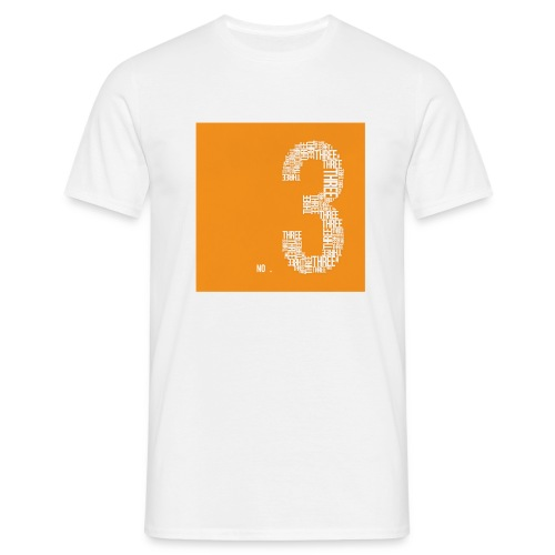 No.3 - T-shirt herr