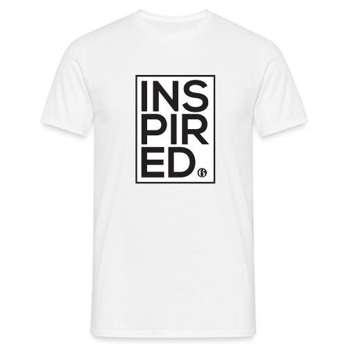 Inspired6 Tee White - Men's T-Shirt