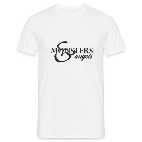 Monsters & Angels - Men's T-Shirt