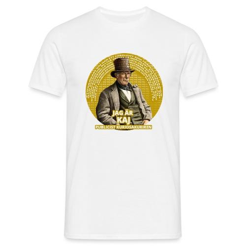 Motiv utav Kaj - T-shirt herr