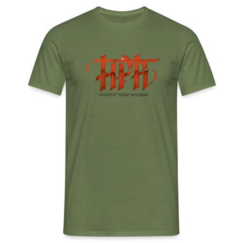 HFR - Logotipo fatto a mano - Maglietta da uomo