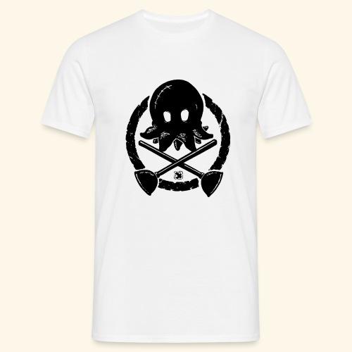 molly roger noir - T-shirt Homme