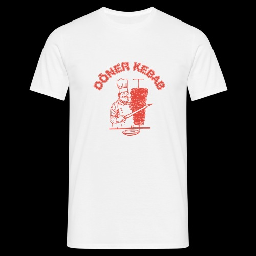 Döner Kebab - Männer T-Shirt