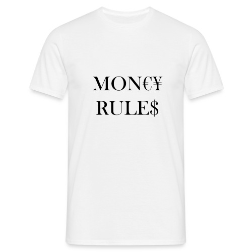 Money Rules - T-shirt Homme