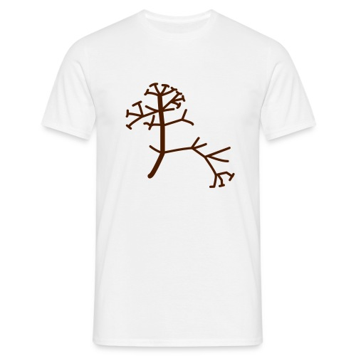 tree structure - Men's T-Shirt