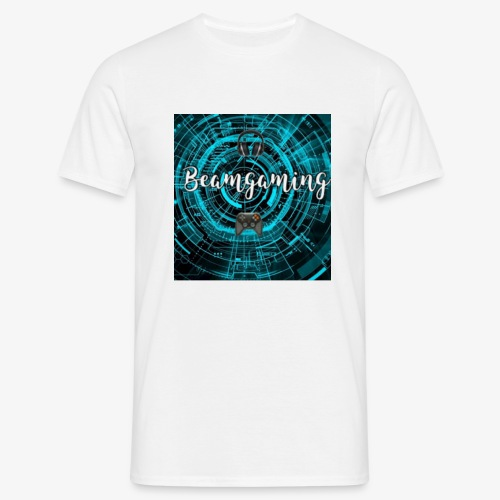 BEAM GAMING - Mannen T-shirt