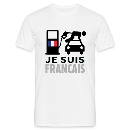 Je suis français 2 - T-shirt Homme