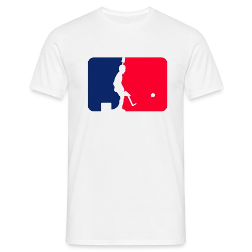 Major League Tipp-Kick Shirt - Männer T-Shirt