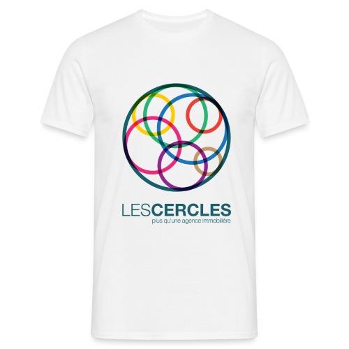 LESCERCLES 2019 Colour - Men's T-Shirt