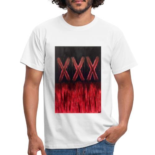 MARUSSA X iorestoacasaArtistiUniti - Maglietta da uomo