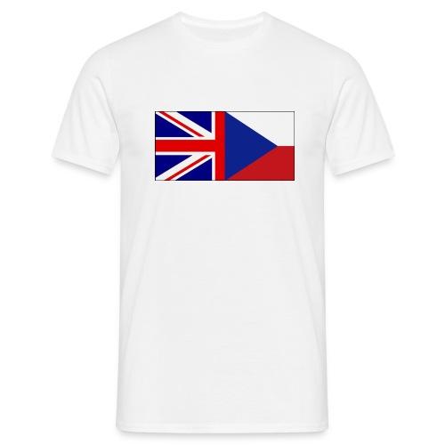 flag hi res copy - Men's T-Shirt