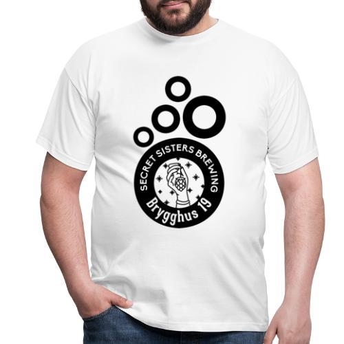 Secret Nineteen - T-shirt herr