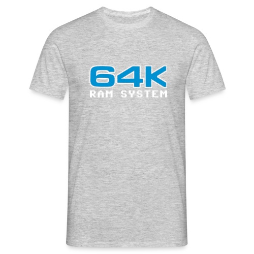 tshirt 64k - Men's T-Shirt