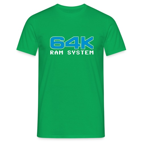 tshirt 64k - Men's T-Shirt