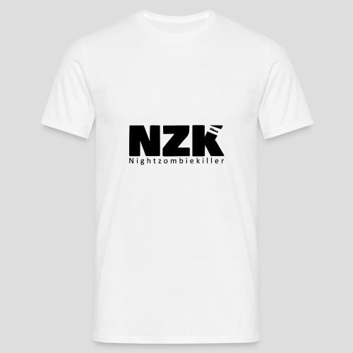 logo nzk films - Mannen T-shirt