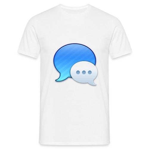 messages - T-shirt Homme