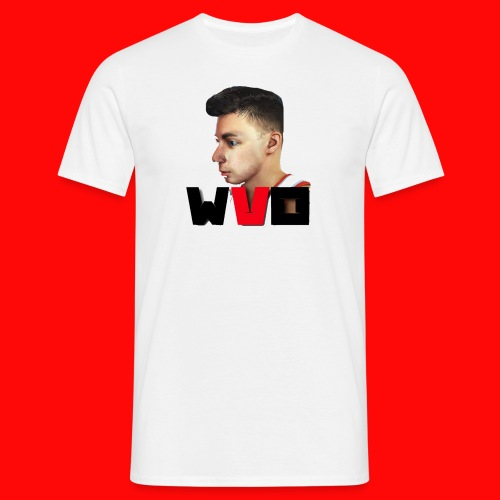 WVO OFFICIAL - Men's T-Shirt