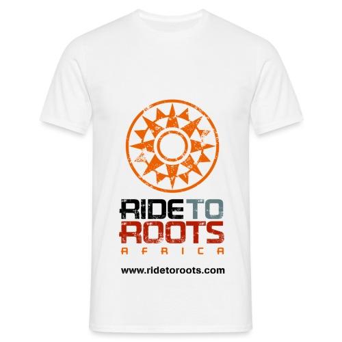 RTR vertical - Camiseta hombre