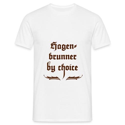 hagenbrunner - Männer T-Shirt