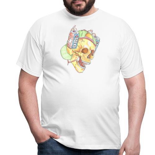 Until death do us BRU - Men's T-Shirt