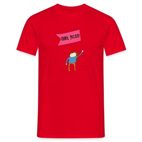 Gurl boss - Camiseta hombre