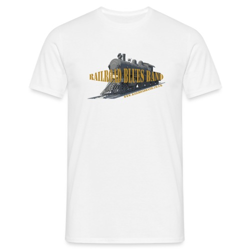 Railroad2 - Men's T-Shirt