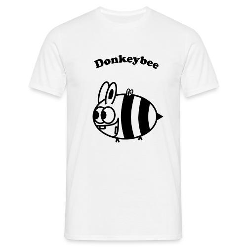 Donkeybee - Männer T-Shirt
