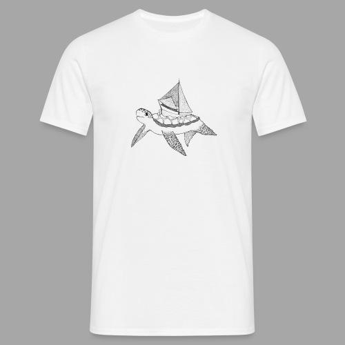 Voyage fantaisiste - La valse à mille points - T-shirt Homme