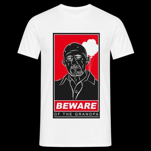 beware_mike - Männer T-Shirt