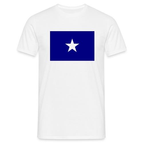bonni blue color jpg - Männer T-Shirt